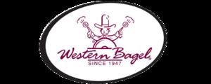 Western Bagel logo